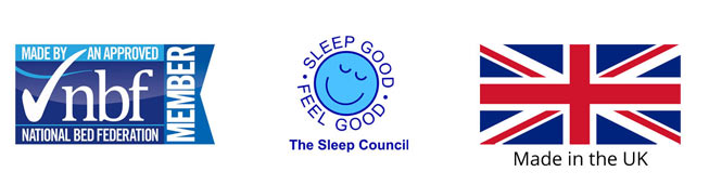 NBF Member - The Sleep Council - Made in the UK