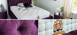Ascot Bed -Sovereign Live in Style