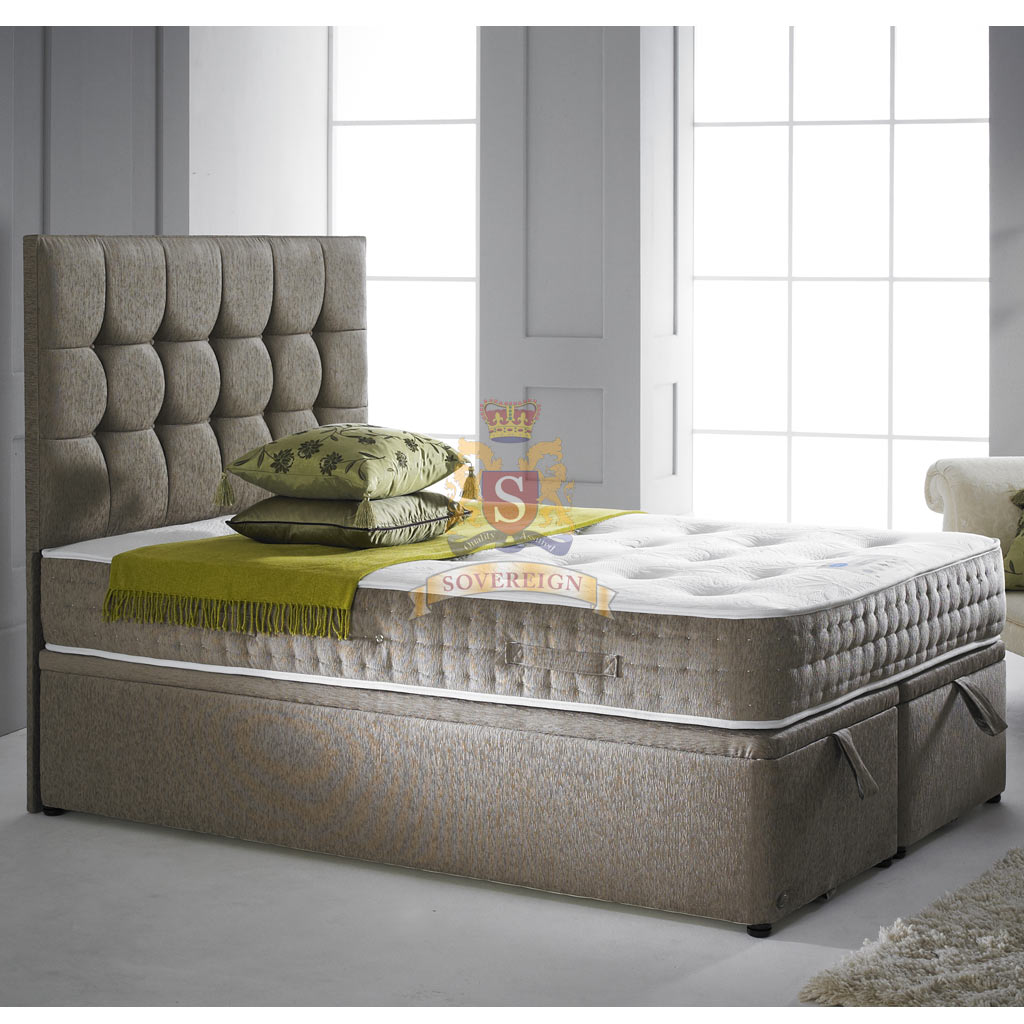Sovereign Beds - Panache Ottoman Bed