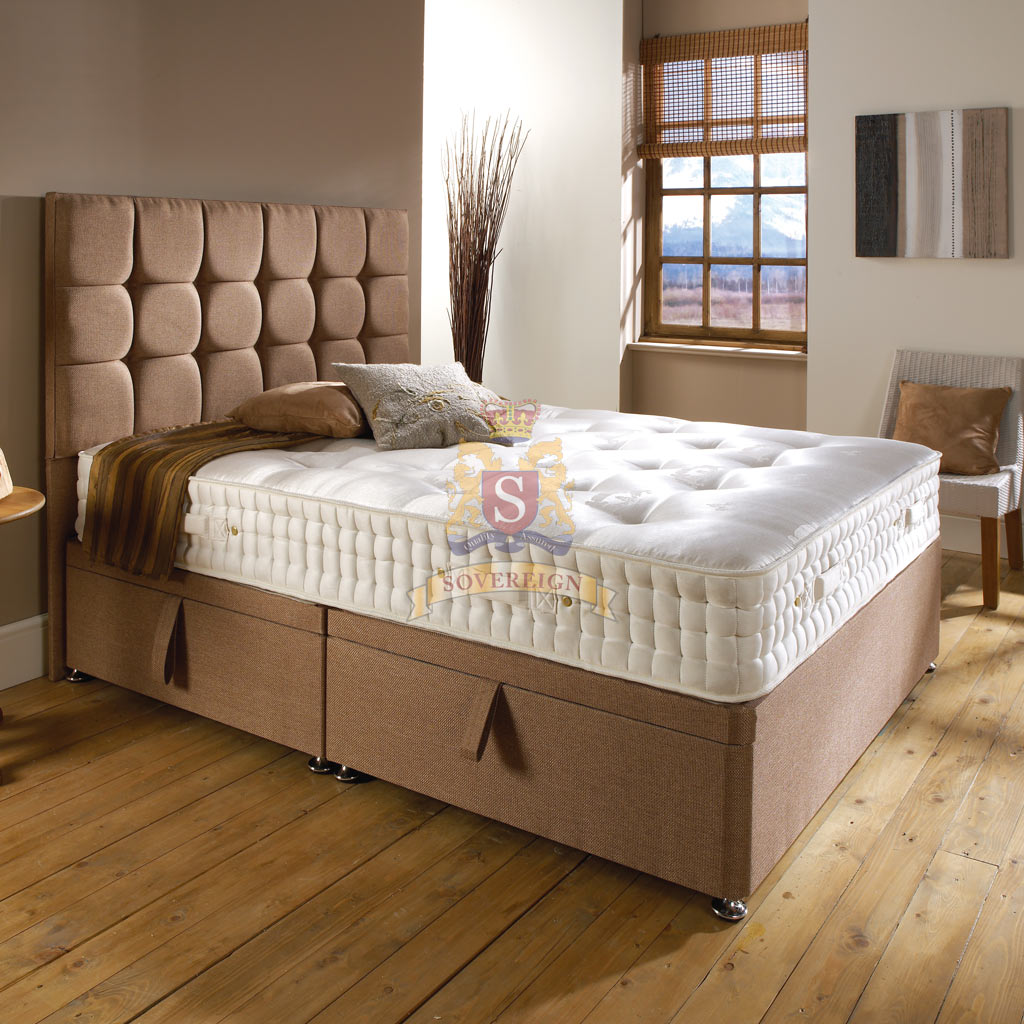 Sovereign Beds - Shannon Ottoman